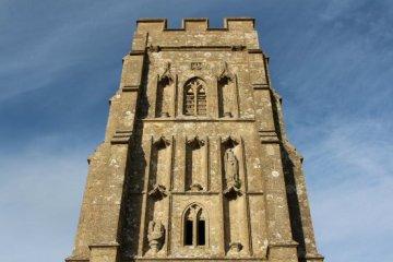 St. Michael's Church Tower, Glastonbury Tor, Glastonbury