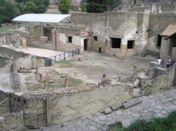 Terme Suburbane, Pompeii