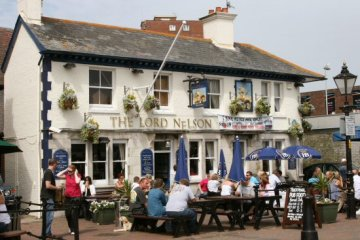 The Lord Nelson, The Quay, Poole