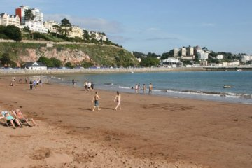 Torre Abbey Sands, Torquay