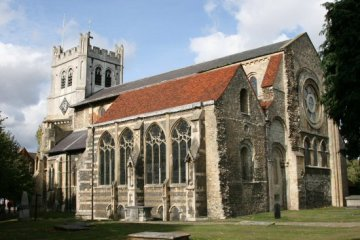 Waltham Abbey Church, Waltham Abbey