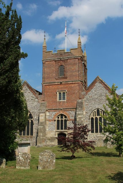 All Saints Church, Odiham