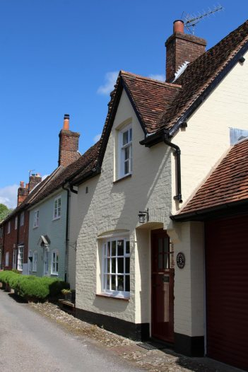 Bricklayers Cottage, Church Lane, Hambledon