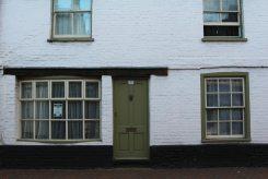 Butcher's shop, where Roald Dahl shopped, High Street, Great Missenden