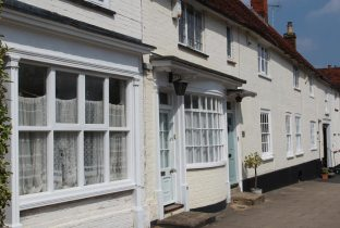 Cottages, High Street, Odiham