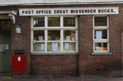 Post Office, from where Roald Dahl's fan mail was delivered, Great Missenden
