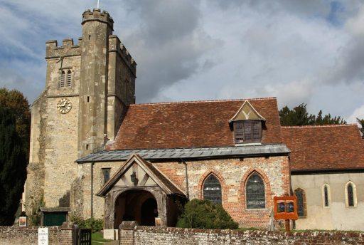 St. John the Baptist Church, Little Missenden
