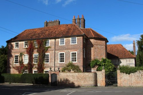 The Manor House, Little Missenden