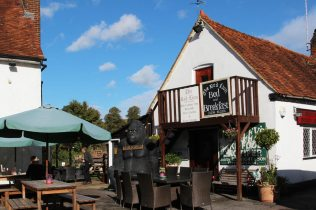 The Red Lion Bed and Breakfast, Little Missenden