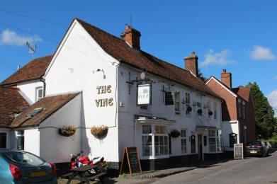 The Vine Inn, West Street, Hambledon