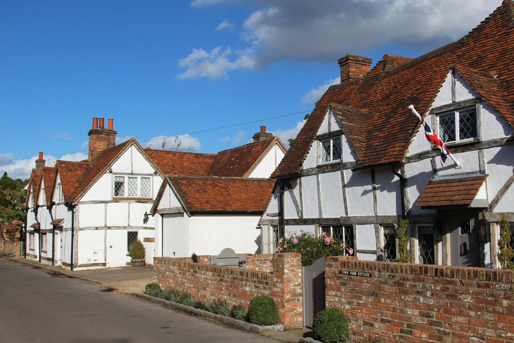 Town Farm Cottage and The White Cottage, Little Missenden