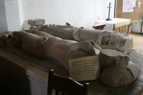 Aldworth Giant, John de la Beche, St. Mary's Church, Aldworth