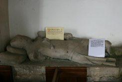 Aldworth Giant, Sir John de la Beche, St. Mary's Church, Aldworth