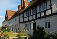 Cottages, Yattendon