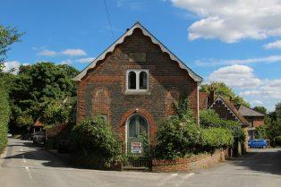 Ebenezer Primitive Methodist Chapel 1861, Aldworth