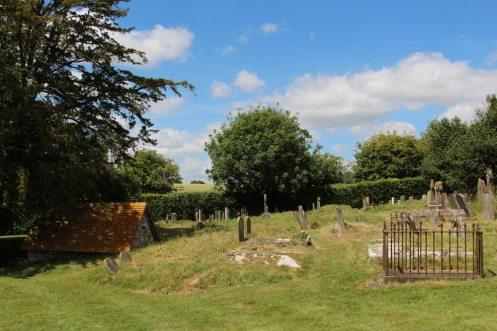 St. Mary's Churchyard, Aldworth