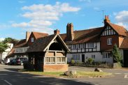 The Well House and cottages, Yattendon