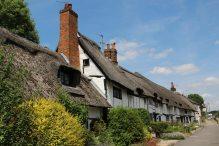 Anne Boleyn's Cottages, Tring Road, Wendover