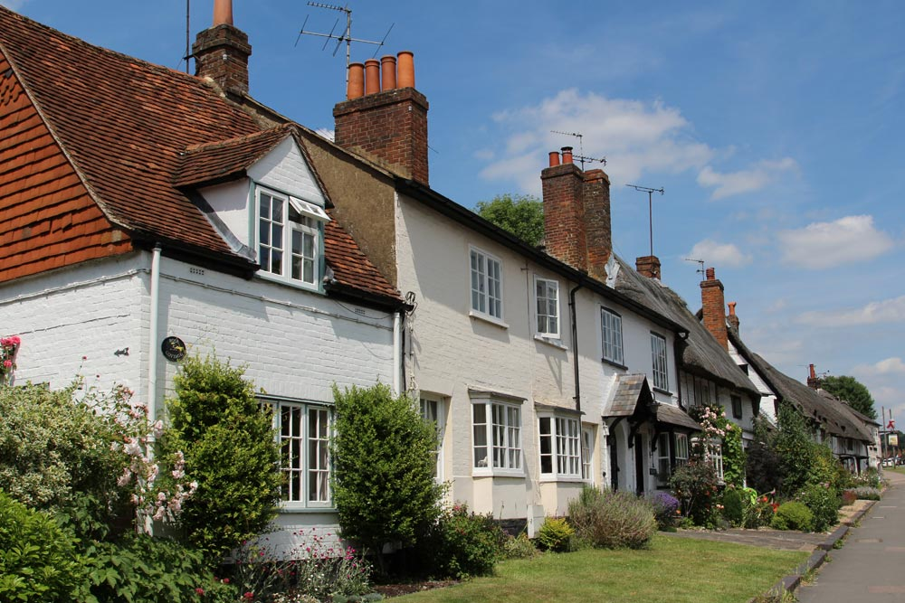Cottages, Tring Road, Wendover