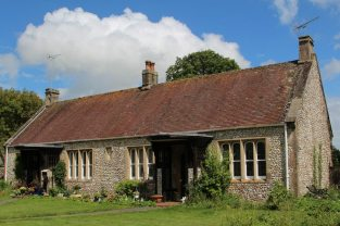 Forbes Almshouses, East Meon
