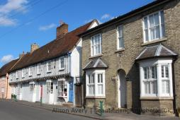 The Adelong and The Guildhouse, High Street, Ashwell