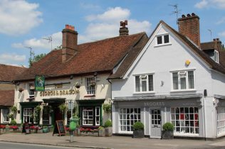 The George & Dragon and Brookes, Wendover