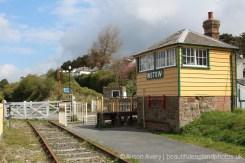 Instow Signal Box, Bideford and Instow Railway, Instow
