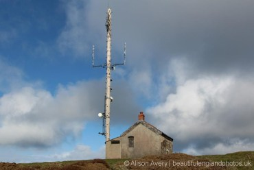 Radio Mast, Butter Hill, Countisbury