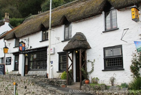 The Rising Sun Hotel, Lynmouth
