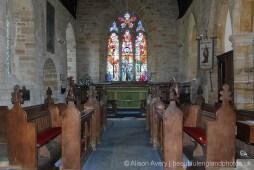 Chancel, St. Margaret's Church, Horsmonden