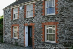 Fern Cottage, (Doc Martin's house) Roscarrock Hill, Port Isaac