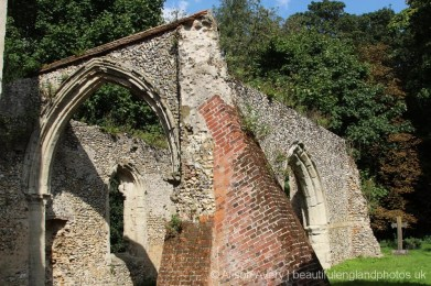 Old Church, Ayot St. Lawrence