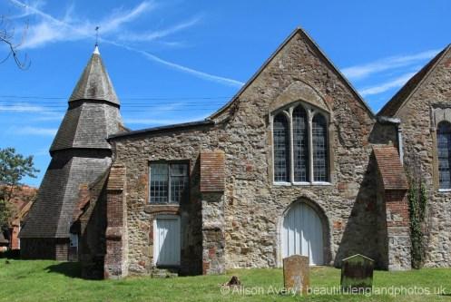 St. Augustine's Church, Brookland, Romney Marsh