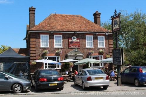 The Black Lion pub, The Street, Appledore