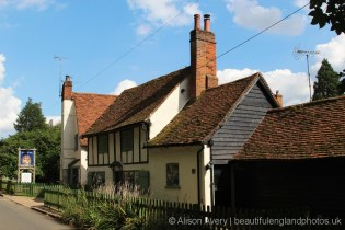 The Brocket Arms and The Old Post Office, Ayot St. Lawrence