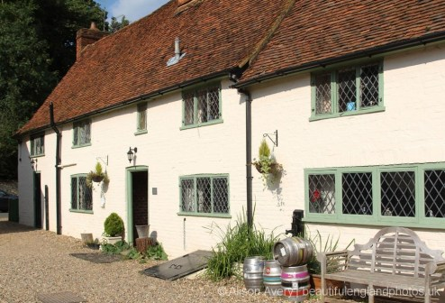 The Brocket Arms, Ayot St. Lawrence