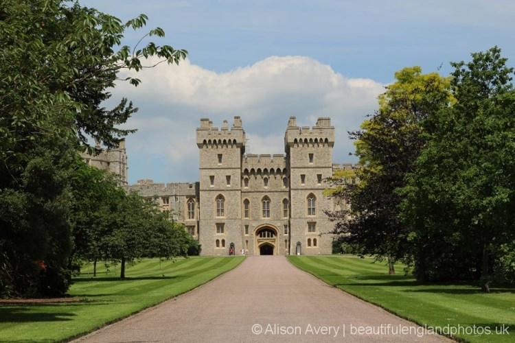 King George IV Gate, Windsor Castle, Windsor