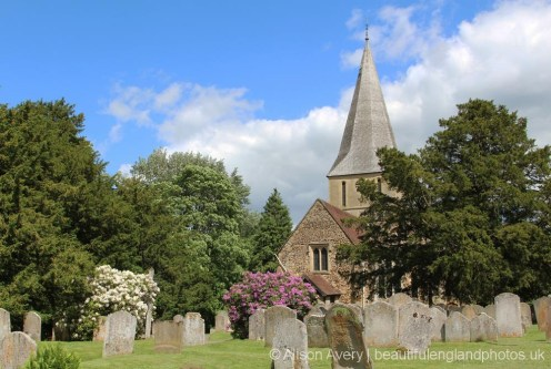 St. James Church, Shere