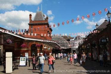 Windsor Royal Station, Jubilee Arch, Windsor