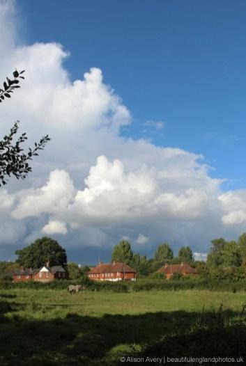 Fields, Church Road, Brasted