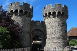Gatehouse, Cooling Castle, Cooling