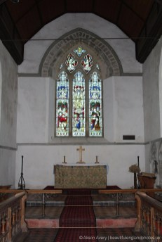 Interior, St. James' Church, Cooling