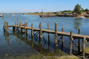 Jetty, Lower Halstow