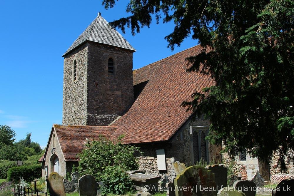 St. Margaret of Antioch Church, Lower Halstow