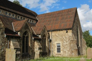 St. Martin's Church, Brasted