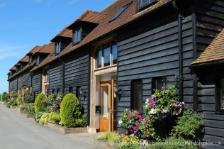 The Stables, guest accommodation, Cooling Castle Barn, Cooling