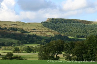 Back Tor, The Great Ridge, from Castleton
