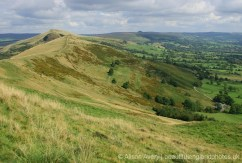 The Great Ridge and Hope Valley, Peak District