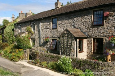 Waterside Cottages, Peaks Hole Water, Castleton