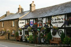 Ye Olde Cheshire Cheese Inn and September Cottage, Castleton